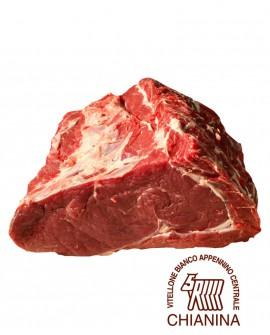 Entrecôte di Chianina IGP intenerita sottovuoto - 3,8 Kg - frollatura 7gg - Macelleria Carni IGP Certificate