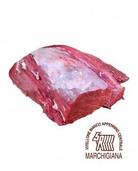 Filetto di Marchigiana IGP sottovuoto - 3,5 Kg - frollatura 7gg - Macelleria Carni IGP Certificate