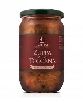 Zuppa Toscana 650 g - Il Vallino