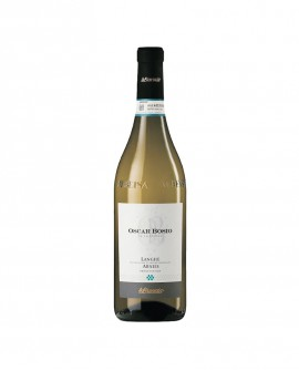 Langhe Arneis DOC - vino bianco l. 0,75 - Oscar Bosio La Bruciata