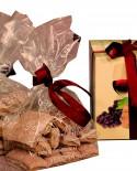 Sfogliatine al Recioto della Valpolicella - 40 pezzi - Pasticceria Davide Dall'Omo