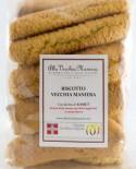 BISCOTTO ALLA VECCHIA MANIERA con farina di Kamut - 250g - Pasticceria Alla Vecchia Maniera