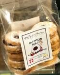 GLI OCCHI DOLCI, biscotto di pasta frolla con confettura di Ciliegia - 180g - Pasticceria Alla Vecchia Maniera