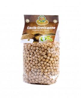 Ceci Bianchi Croccanti lisci - 400g - Perle della Tuscia