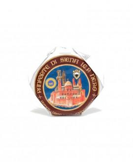 Panforte Nero di Siena o Panpepato IGP 100g - Antica Drogheria Manganelli Siena