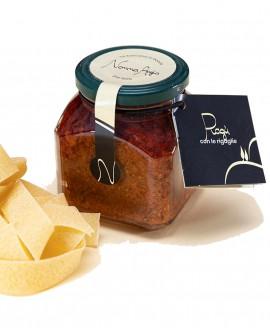 Ragù con le ritaglie - 280g - 3 porzione - Piatti Pronti - La Toscana in bocca di Nonna Argia