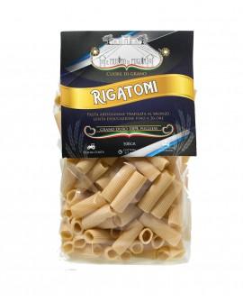 Rigatoni artigianali 500g - pasta di semola di grano duro italiano trafilata al bronzo - Pastificio il Mulino di Puglia