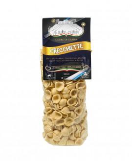 Orecchiette artigianali 500g - pasta di semola di grano duro italiano trafilata al bronzo - Pastificio il Mulino di Puglia