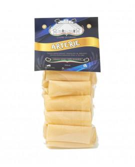 Arterie artigianali 500g - pasta di semola di grano duro italiano trafilata al bronzo - Pastificio il Mulino di Puglia
