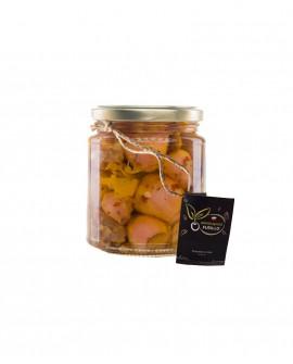 Lampascioni alla Pugliese in olio extravergine di oliva - vaso 314 ml - Agricola Fusillo