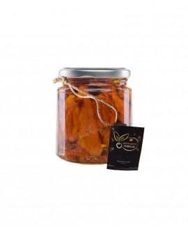 Pomodori secchi in olio extravergine di oliva - vaso 314 ml - Agricola Fusillo