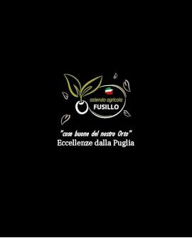 Olive Bella Cerignola in salamoia - pezzatura grande GGG - secchio plastica 5kg sgocciolato - Agricola Fusillo