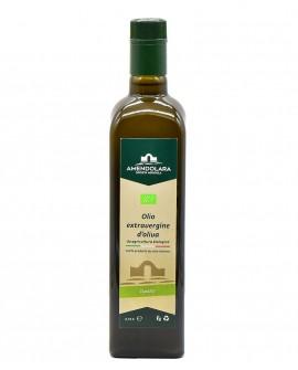 Olio extravergine d'oliva biologico - Classico 100% italiano - bottiglia 0,75 Lt - Olio di Puglia Amendolara Bio