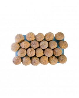 Polpette con Polpo - Congelato - sfuse cartone da 3Kg - scadenza 12 mesi - Pescheria Marevivo Castro