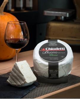 Buono della Tuscia - formaggio con latte misto - 1,6Kg - stagionatura 60 giorni - Formaggi Chiodetti