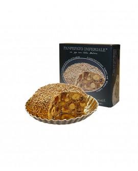 Panpepato Imperiale dolce tradizionale romano - box 250g - Antico Forno Pasticceria Colapicchioni Angelo