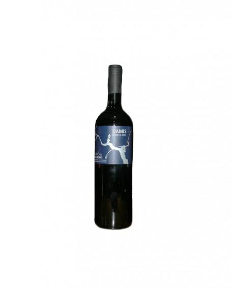 Damis Riserva Cirò Rosso Classico Superiore - Bottiglia 0,75 l - Azienda Vitivinicola Du Cropio