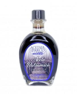 Aceto balsamico di Modena IGP - bottiglia 250 ml - artigianale linea Blu - Acetaia del Parco