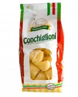 Conchiglioni pasta artigianale di semola di grano duro - 500g - essiccata a bassa temperatura - Pastificio Gioia