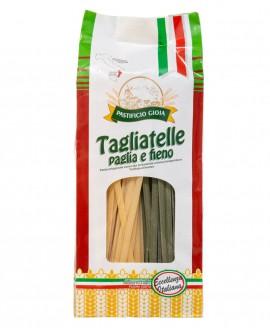 Tagliatelle Paglia e Fieno pasta artigianale di semola di grano duro - 500g - essiccata a bassa temperatura - Pastificio Gioia