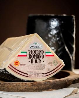 Pecorino Romano DOP in sedicesimi SV 1,7-1,9 kg - Caseificio Storico Amatrice
