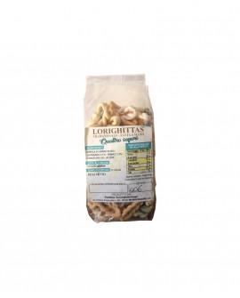 Lorighittas ai Quattro Sapori di semola di grano duro fatta a mano - busta 250g - Pastificio SA LORIGHITTA LONGA