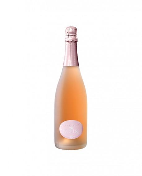 Noi Tre IGT Spumante Brut Metodo Classico Rosè - bottiglia 0,75 Lt. - Cantina Vespa, vignaioli per passione