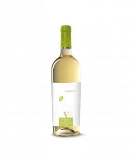 Il Bianco dei Vespa - Fiano Salento IGP 2019 - bottiglia 0,75 Lt. - Cantina Vespa, vignaioli per passione
