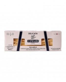 Tagliarelle Cipriani di semola di grano duro e albume d'uovo extra sottili - Delicata 250g - Cipriani Food