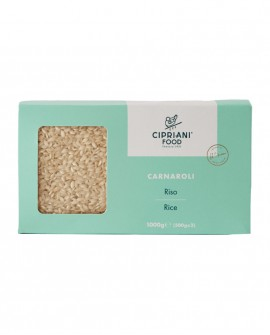 Riso Carnaroli Cipriani - 1000g - Cipriani Food