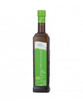 Olio Terre di San Mauro extra vergine d'oliva biologico - bottiglia 500 ml - Olearia San Giorgio