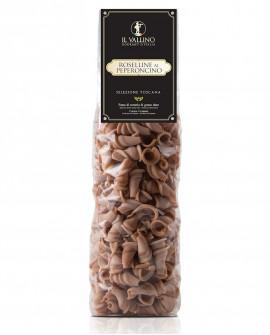 Roselline al Peperoncino pasta di semola 500 g - Il Vallino