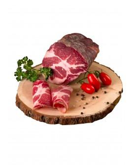 Coppa artigianale - Schweinenacken - trancio 300g - stagionatura 3 mesi - Salumificio Plauser Speck Ladele