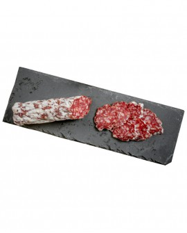 Salame con Capriolo artigianale - 250g - stagionatura 2 mesi - Salumificio Plauser Speck Ladele