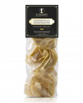 Pappardelle Maremmane pasta di semola 500 g - Il Vallino