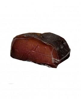 Prosciutto crudo di cinghiale artigianale - trancio 350g - stagionatura 3 mesi - Salumificio Plauser Speck Ladele