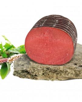 Bresaola artigianale - trancio 600g - stagionatura 3 mesi - Salumificio Plauser Speck Ladele
