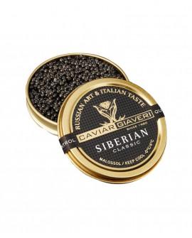 Caviale Siberian Classic - 100g - Caviar Giaveri