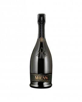 Franciacorta DOCG Extra Brut Ac Milan + Lithog. Box - 0,75 l - La Montina