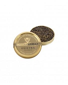Caviale Osietra Classic - 50g - Caviar Giaveri