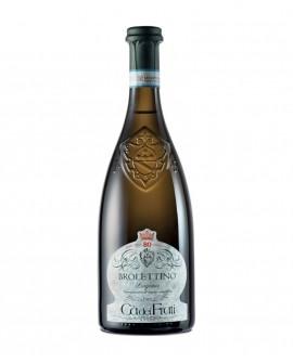 Brolettino Lugana Doc - vino bianco - bottiglia 0,75 Lt - Cantina Ca' dei Frati