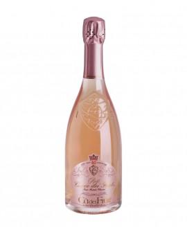 Rosè Cuvée dei Frati Brut Metodo Classico - bottiglia 0,75 Lt - Cantina Ca' dei Frati