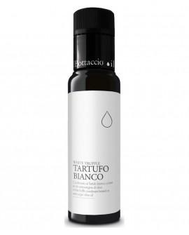 Aromatizzato al TARTUFO BIANCO Olio Extravergine d'Oliva Italiano - 750ml - Olio il Bottaccio