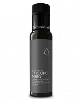 Aromatizzato al TARTUFO NERO Olio Extravergine d'Oliva Italiano - 750ml - Olio il Bottaccio