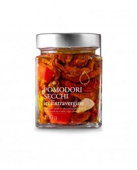 Sottolio Pomodori Secchi in olio extra vergine - 280g - Olio il Bottaccio