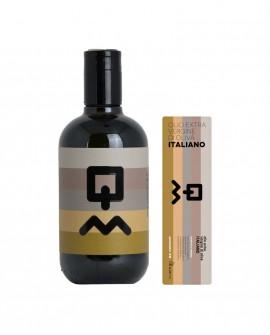 Olio Extravergine d'Oliva Classico 100% italiano - 500ml - Olio Querciamatta