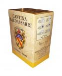 Vino Rosso Umbria - Bag in box da 5 lt - Cantina Baldassarri