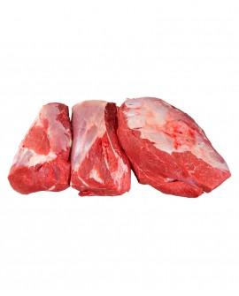 Spalla maschio di Carne Chianina - n.1 pezzo 15Kg sottovuoto - Carne Certificata - Macelleria Co.Pro.Car. San Nicolo