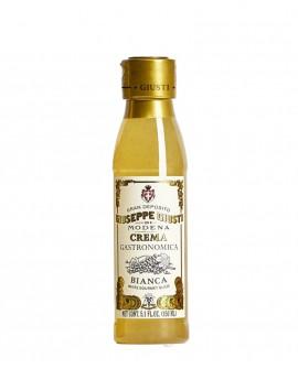 Crema gastronomica Bianca - Glassa a base di Agrodolce Bianco - 150 ml - Giuseppe Giusti Modena dal 1605