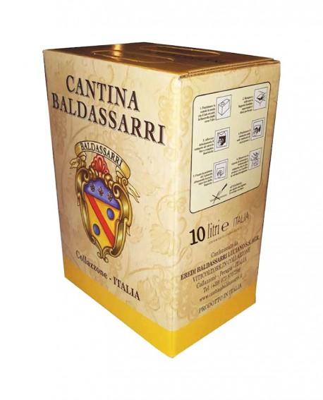 Vino Rosso Umbria - Bag in box da 10 lt - Cantina Baldassarri